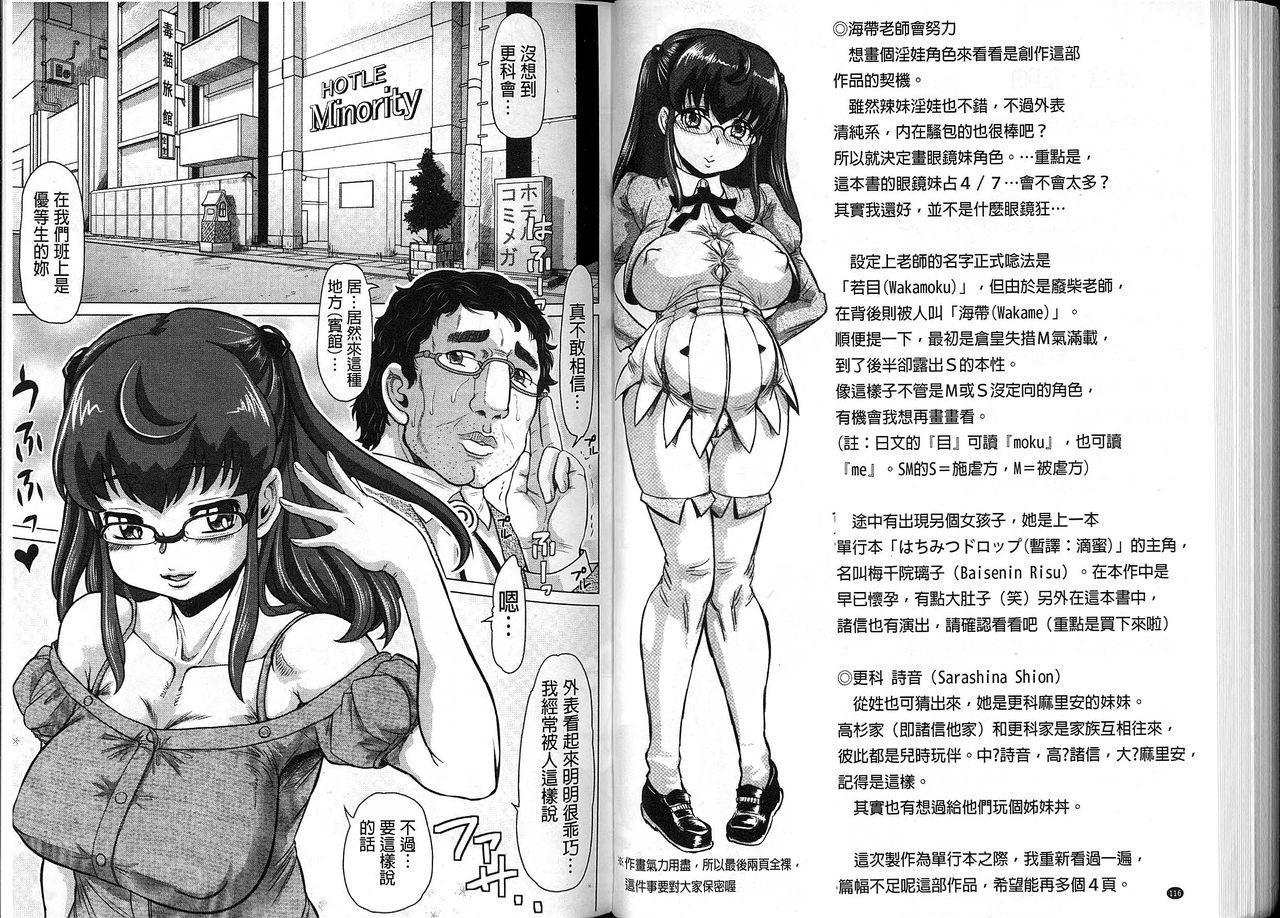 Negative Kanako-sensei 58