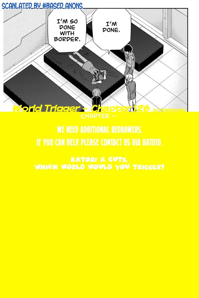 World Trigger - Chapter 146.5 5
