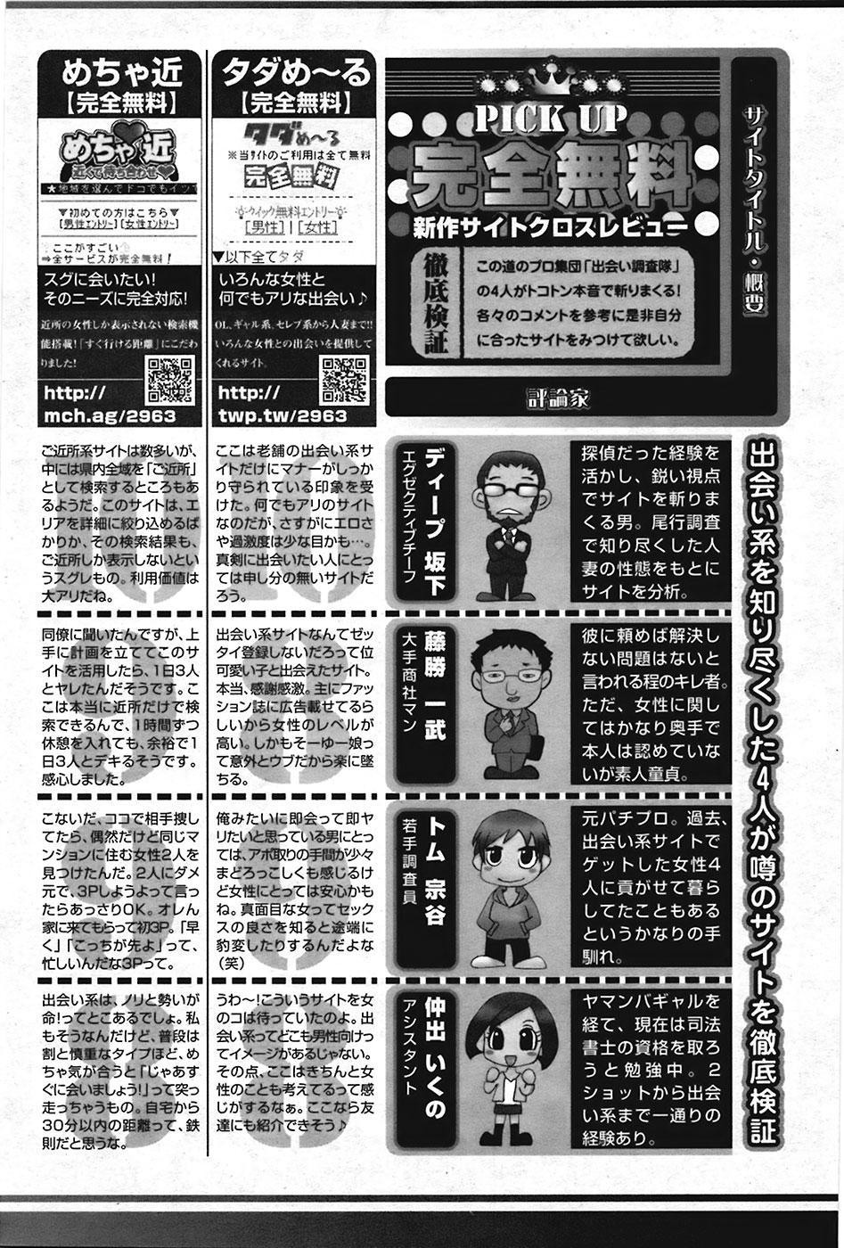 Comic Purumelo 2008-10 Vol.22 157
