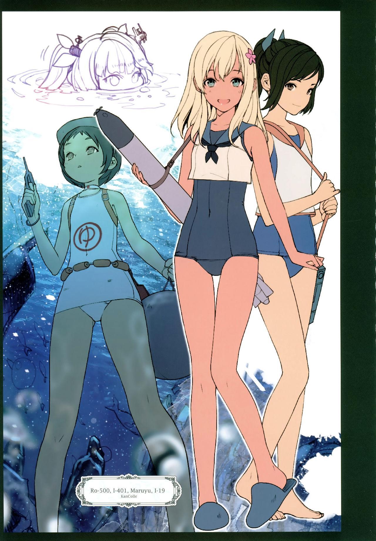 H na Toshiue Chara no Rakugaki - Rough Manga Hon | A Collection of Sketches and Rough Manga of Hot MILFs 5