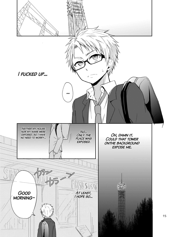 (C89) [Majihama. (Mebata Shun)] Momota-ke 5 ~Renji to Mitsugo Chuuhen~   Momota-ke 5 ~ Renji and Three Brothers - Second Volume ~ [English] {Shotacon Fusion} [Decensored] 12