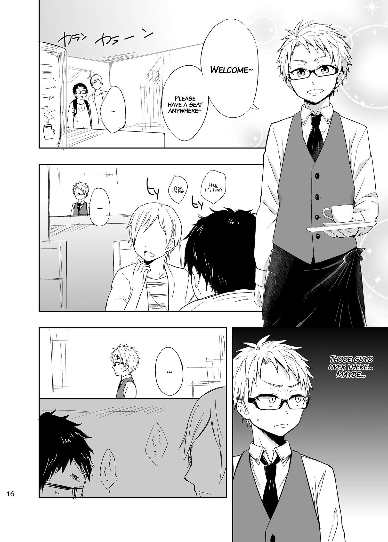 (C89) [Majihama. (Mebata Shun)] Momota-ke 5 ~Renji to Mitsugo Chuuhen~   Momota-ke 5 ~ Renji and Three Brothers - Second Volume ~ [English] {Shotacon Fusion} [Decensored] 13