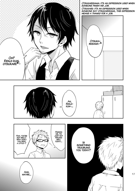 (C89) [Majihama. (Mebata Shun)] Momota-ke 5 ~Renji to Mitsugo Chuuhen~   Momota-ke 5 ~ Renji and Three Brothers - Second Volume ~ [English] {Shotacon Fusion} [Decensored] 14