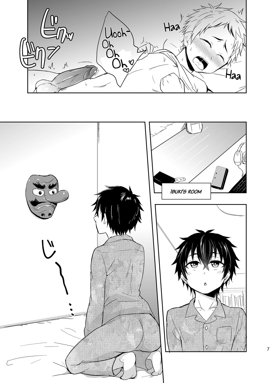 (C89) [Majihama. (Mebata Shun)] Momota-ke 5 ~Renji to Mitsugo Chuuhen~   Momota-ke 5 ~ Renji and Three Brothers - Second Volume ~ [English] {Shotacon Fusion} [Decensored] 4
