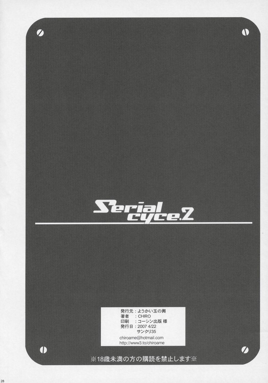 Serial cyce.2 26