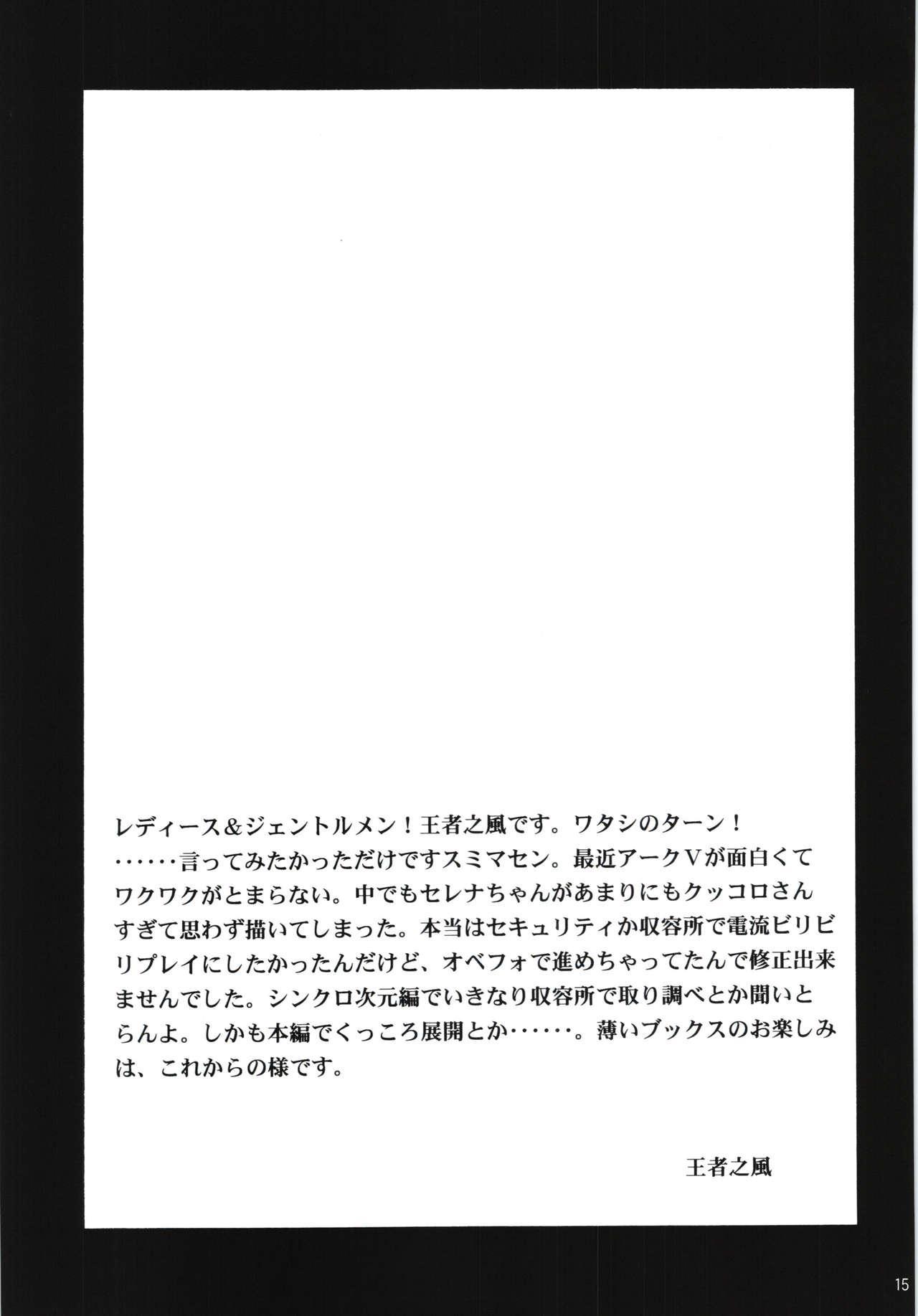 Ponkotsu Kukkoro Kettousha Serena-chan 16