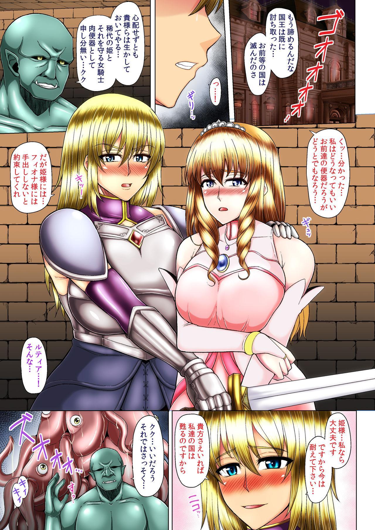 Akuochi Kishi to Imma-ka Himegimi 12