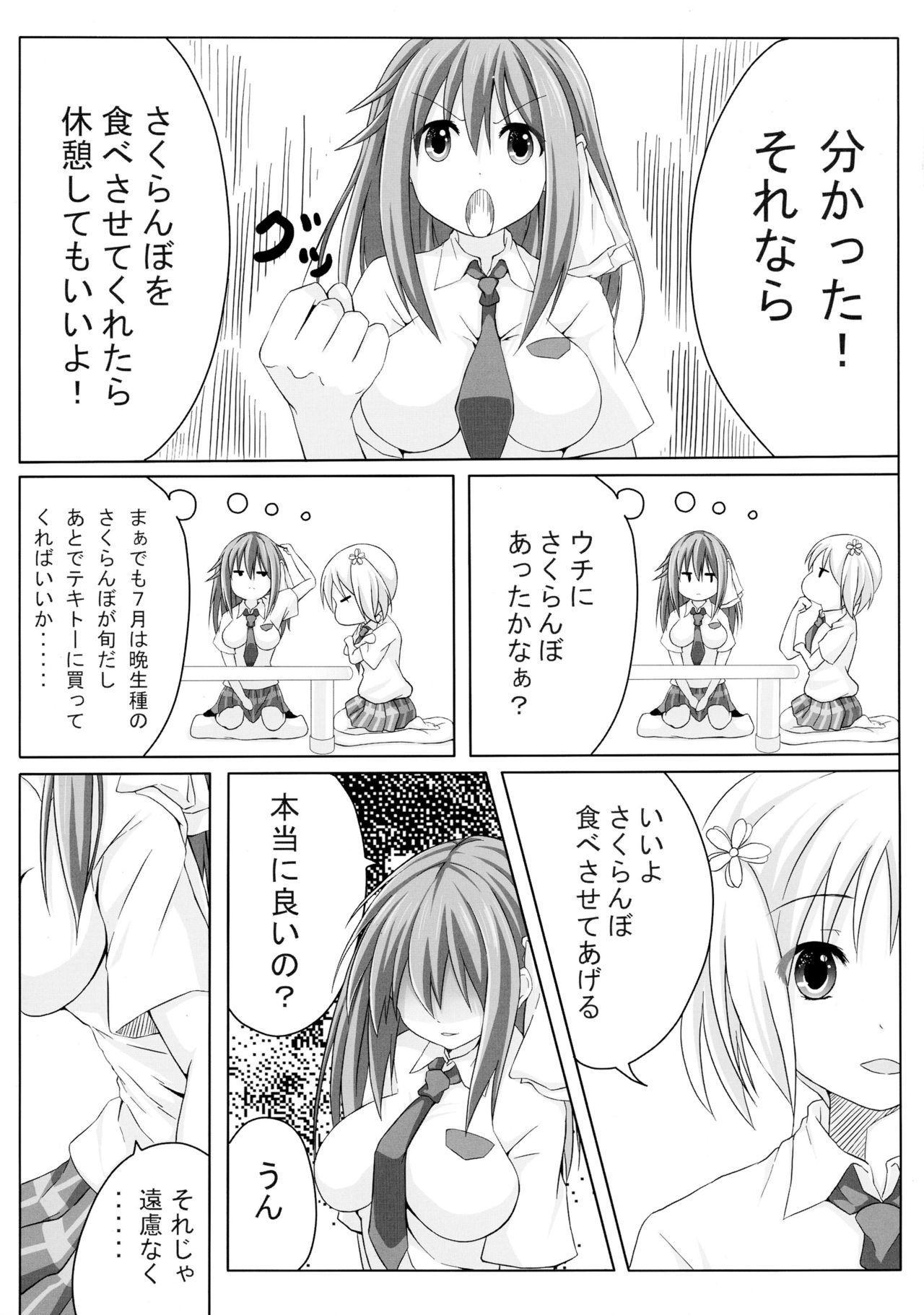 Sakura Strip 4