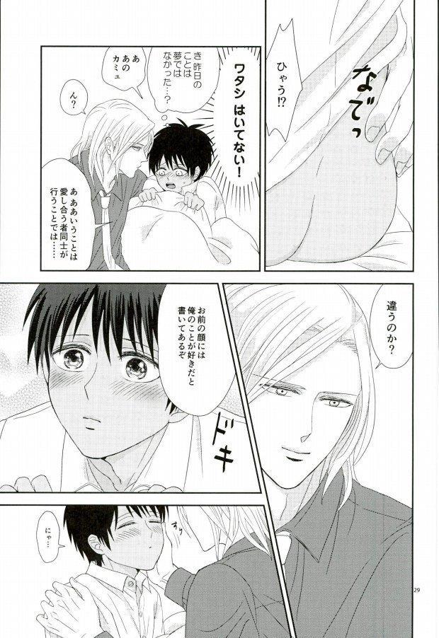 Kono Netsu wa Dare no Sei? 27