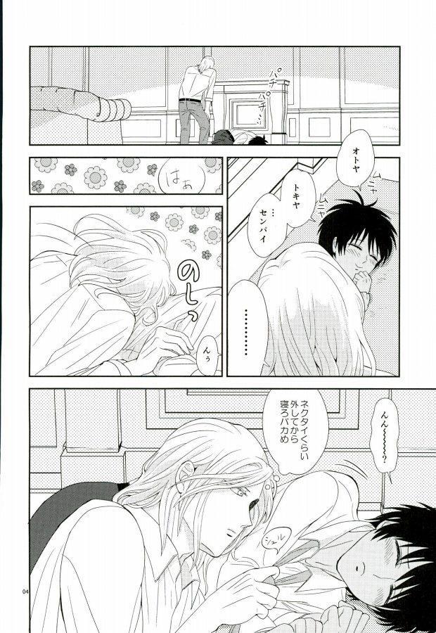 Kono Netsu wa Dare no Sei? 2