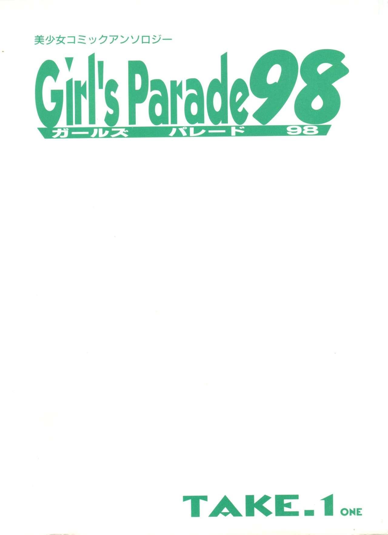 Girl's Parade 98 Take 1 3