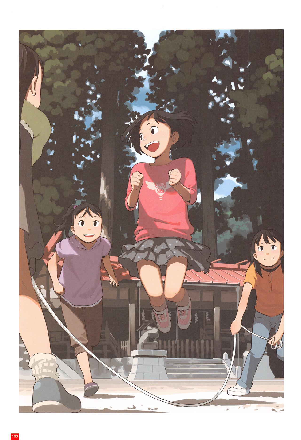 LO Artbook 2-A TAKAMICHI LOOP WORKS 105