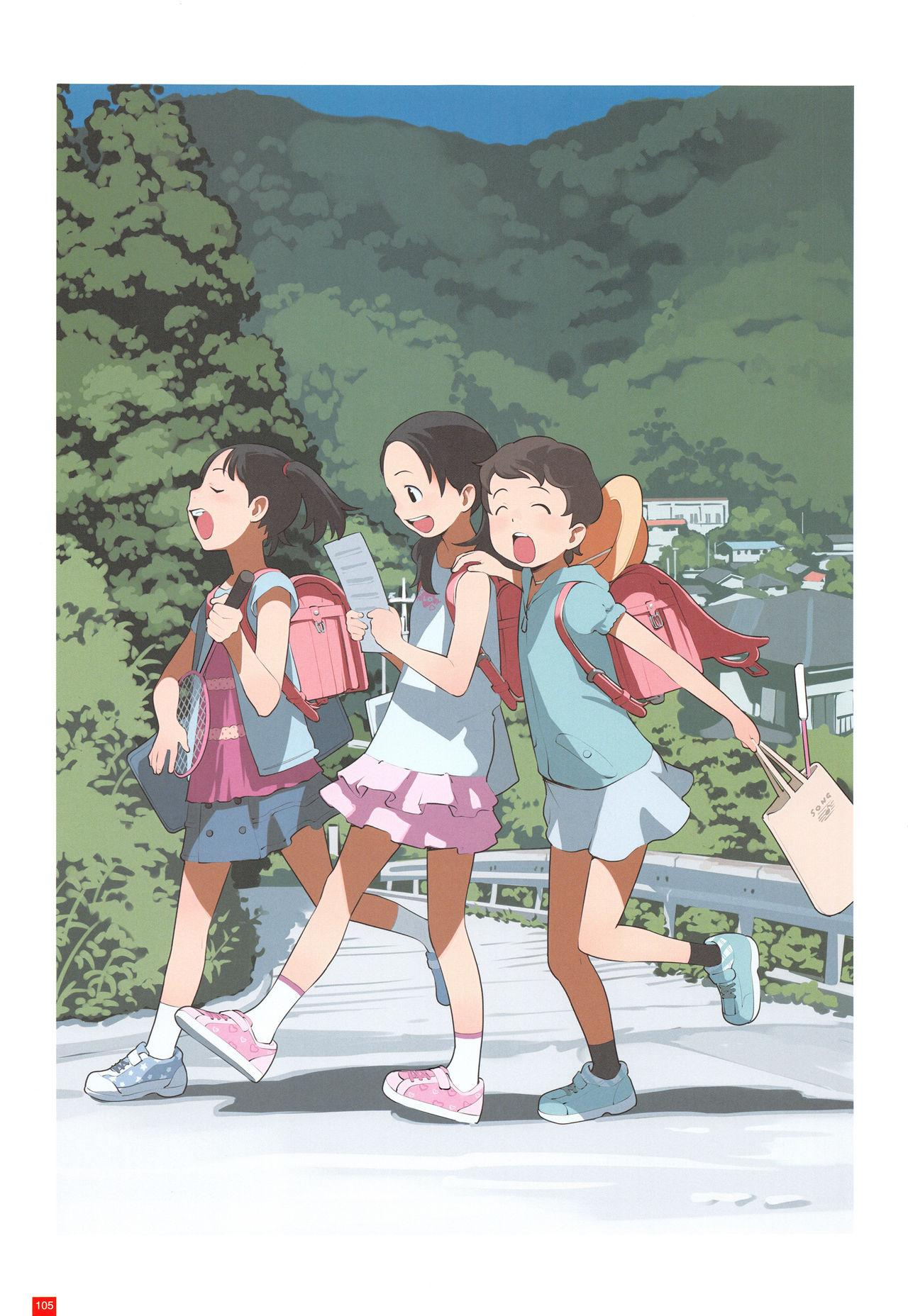 LO Artbook 2-A TAKAMICHI LOOP WORKS 107