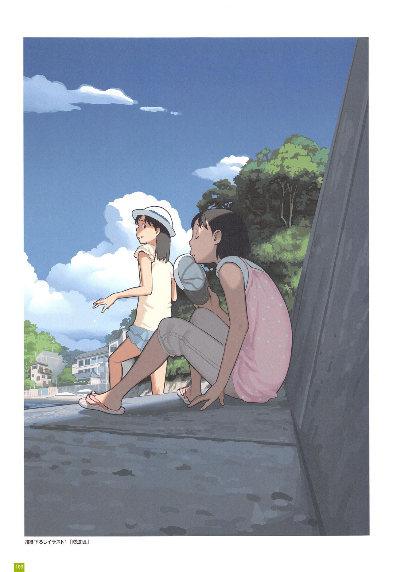 LO Artbook 2-A TAKAMICHI LOOP WORKS 111