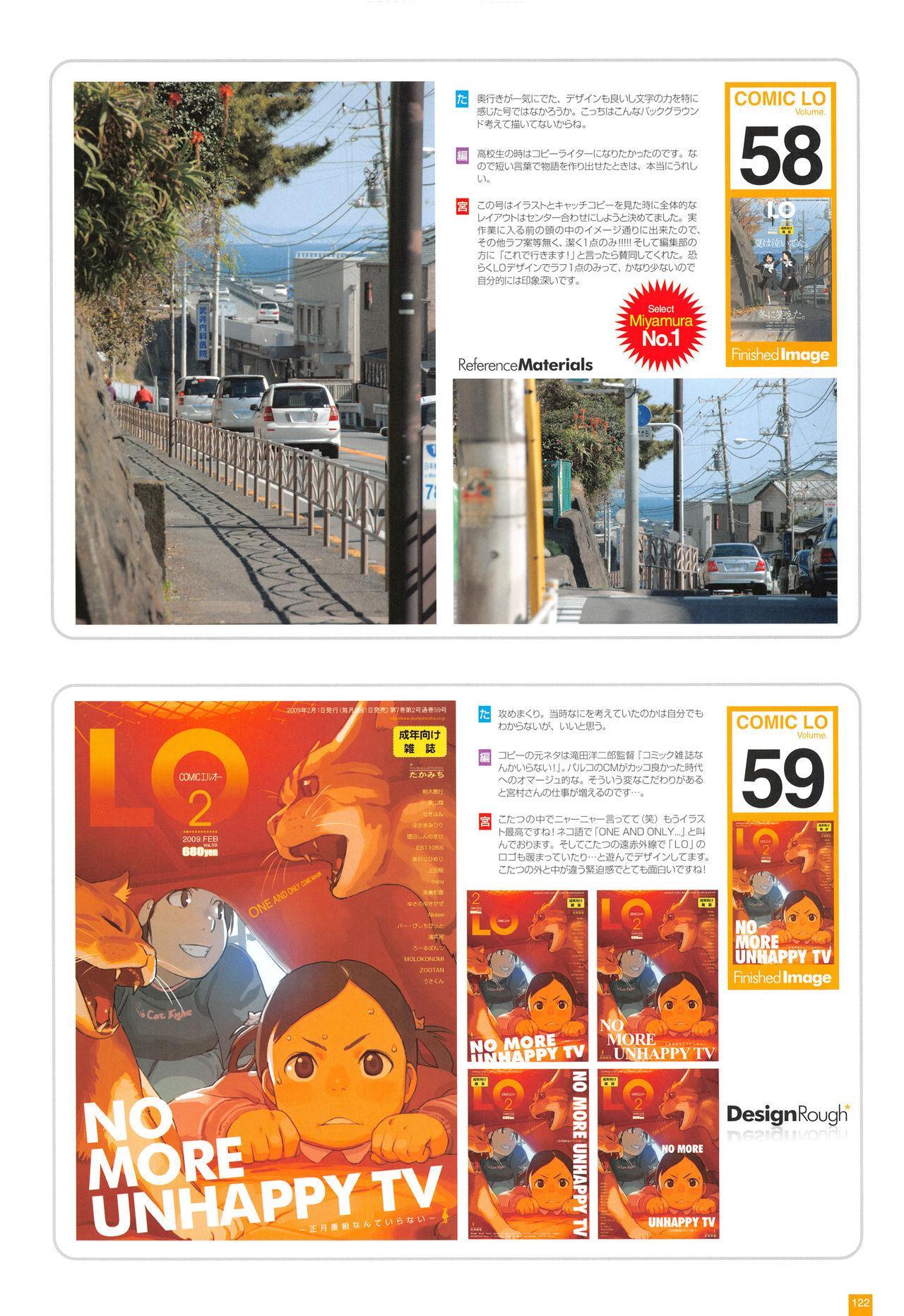LO Artbook 2-A TAKAMICHI LOOP WORKS 124