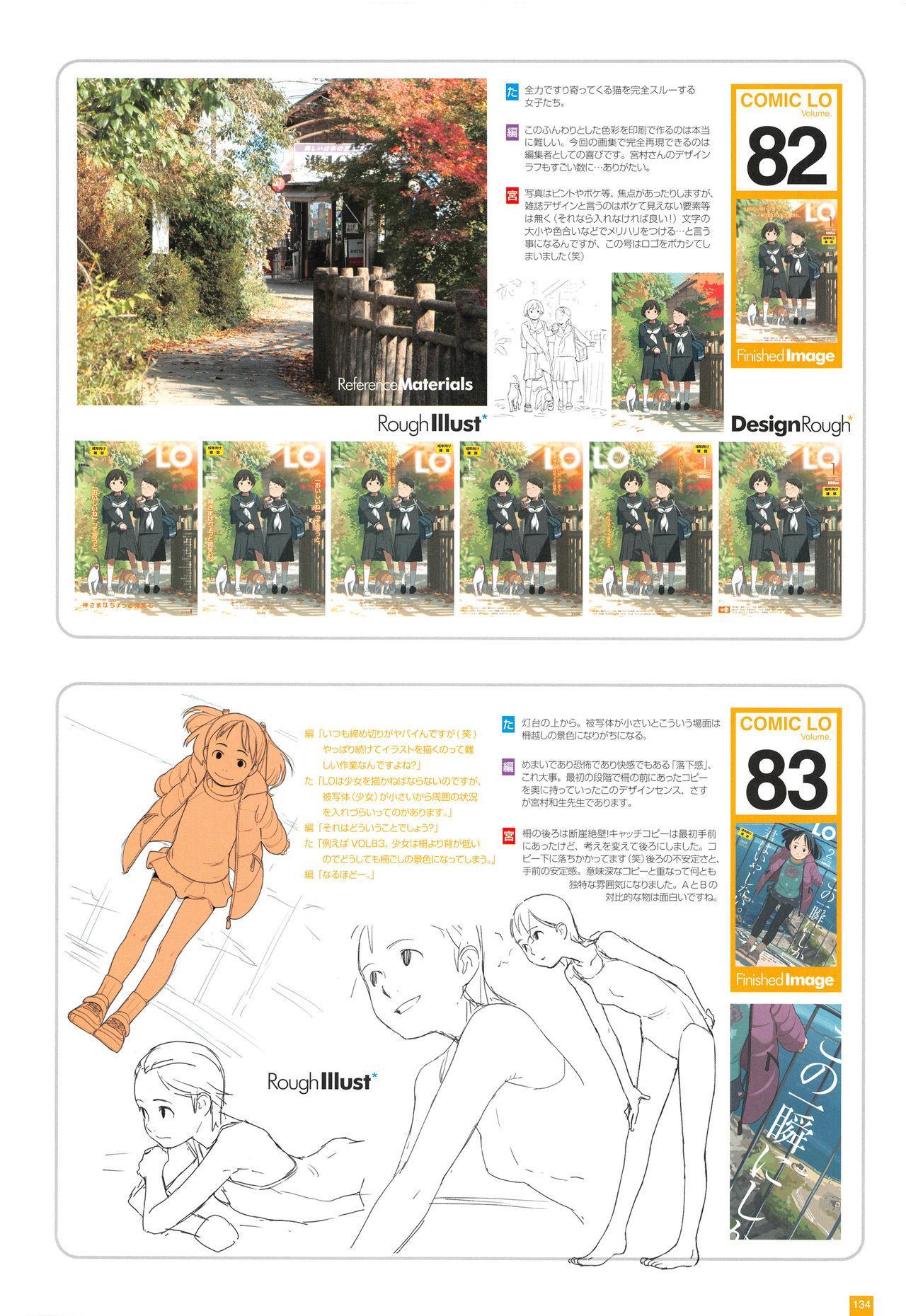 LO Artbook 2-A TAKAMICHI LOOP WORKS 136