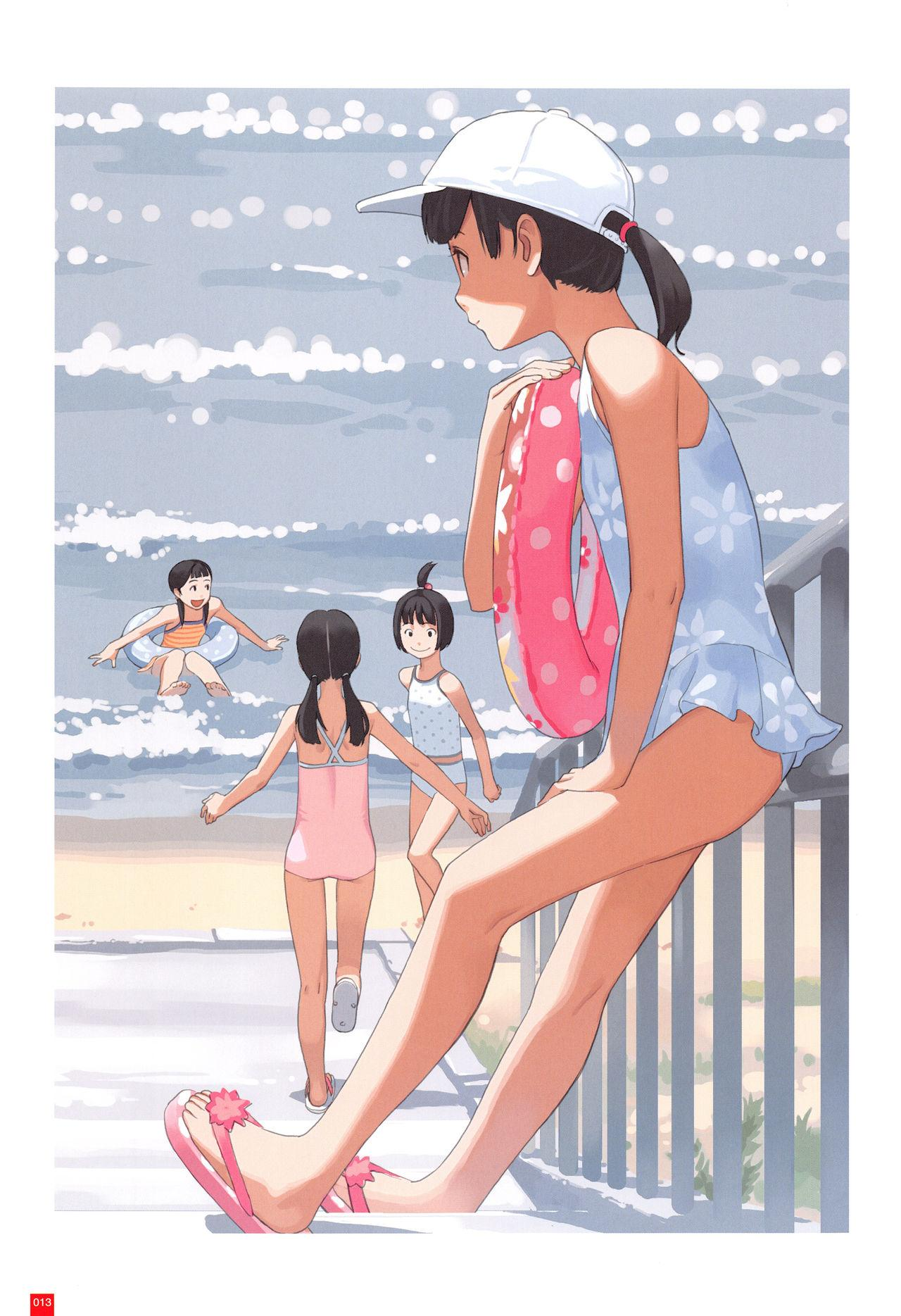 LO Artbook 2-A TAKAMICHI LOOP WORKS 15