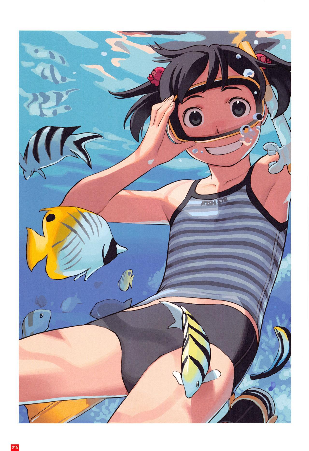 LO Artbook 2-A TAKAMICHI LOOP WORKS 17