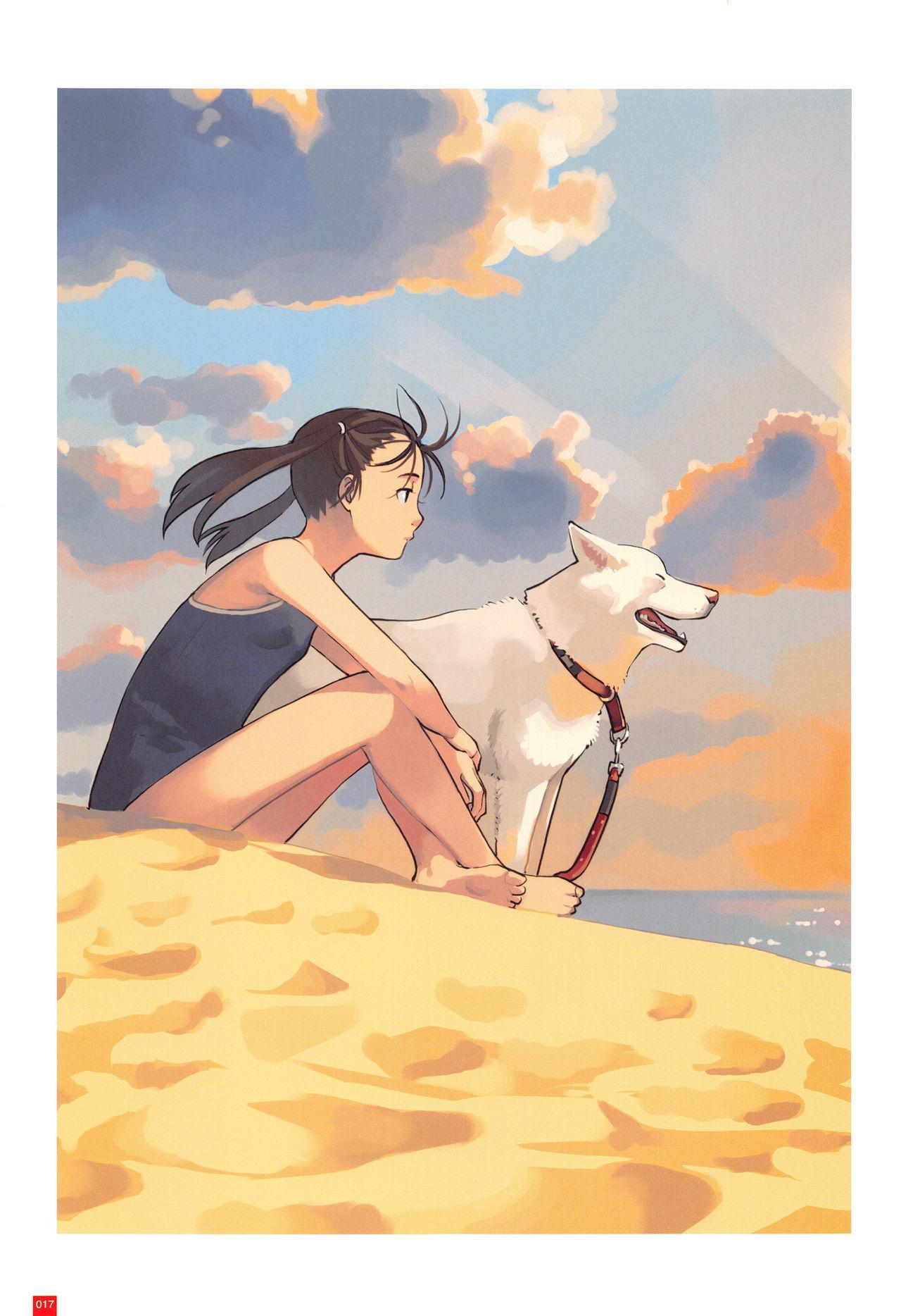 LO Artbook 2-A TAKAMICHI LOOP WORKS 19