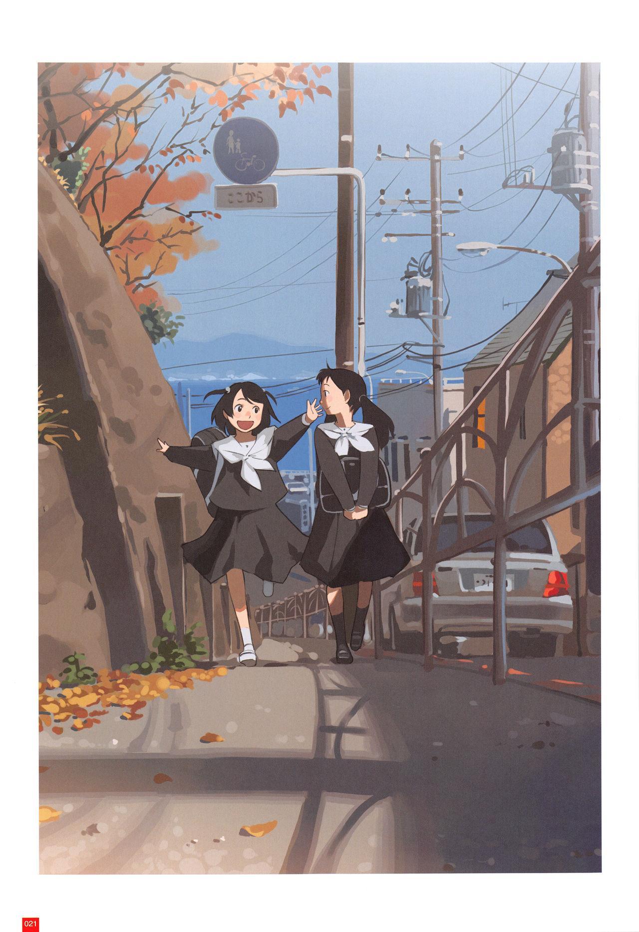 LO Artbook 2-A TAKAMICHI LOOP WORKS 23