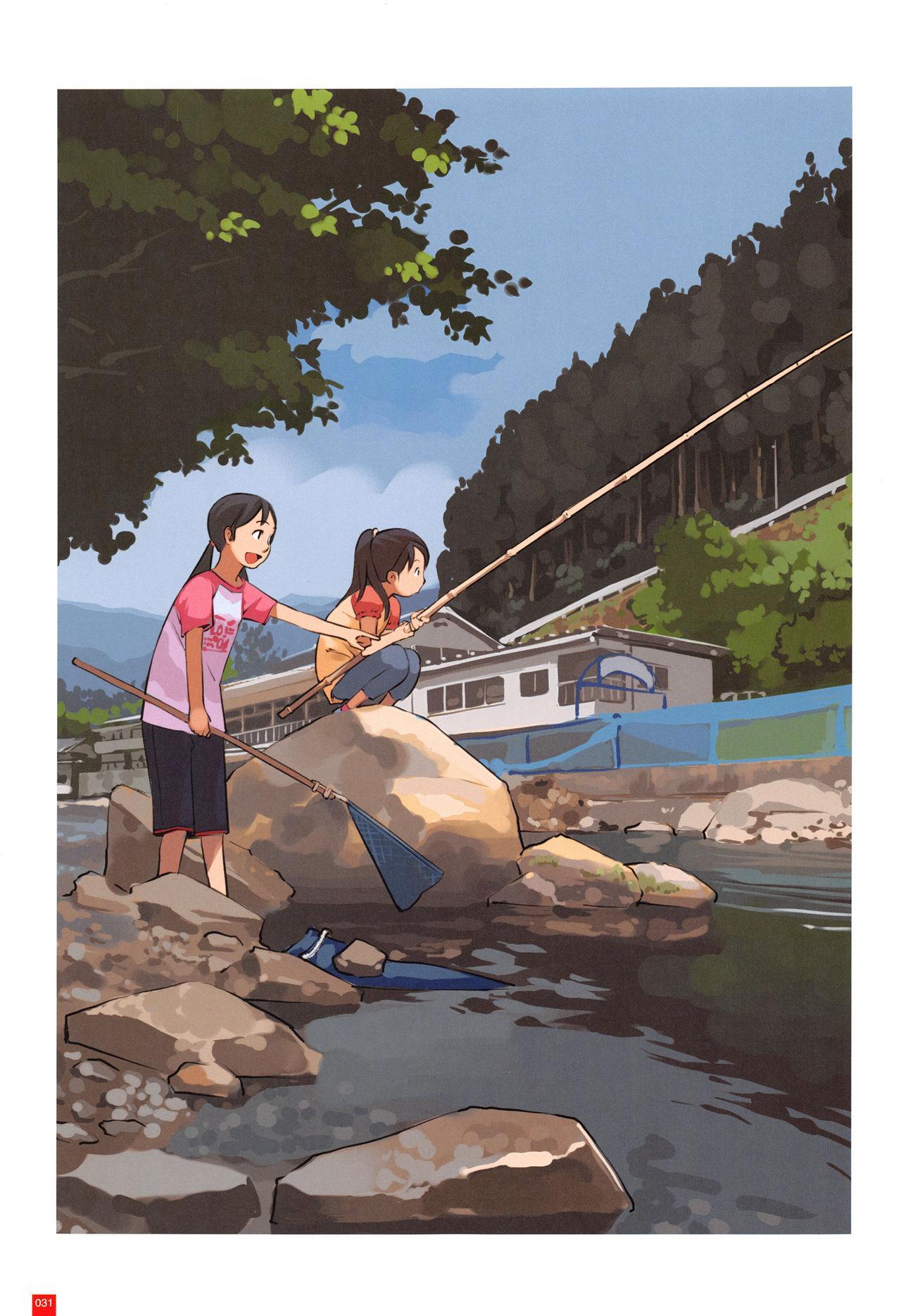 LO Artbook 2-A TAKAMICHI LOOP WORKS 33