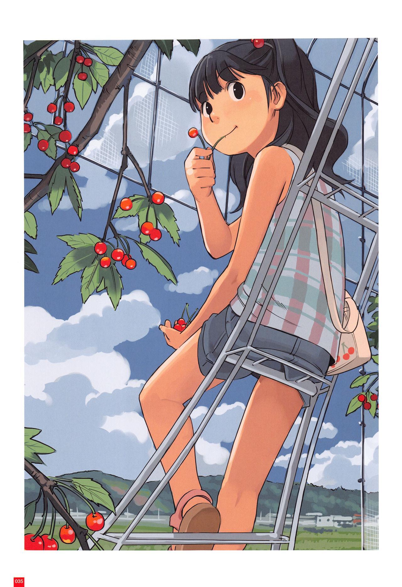 LO Artbook 2-A TAKAMICHI LOOP WORKS 37