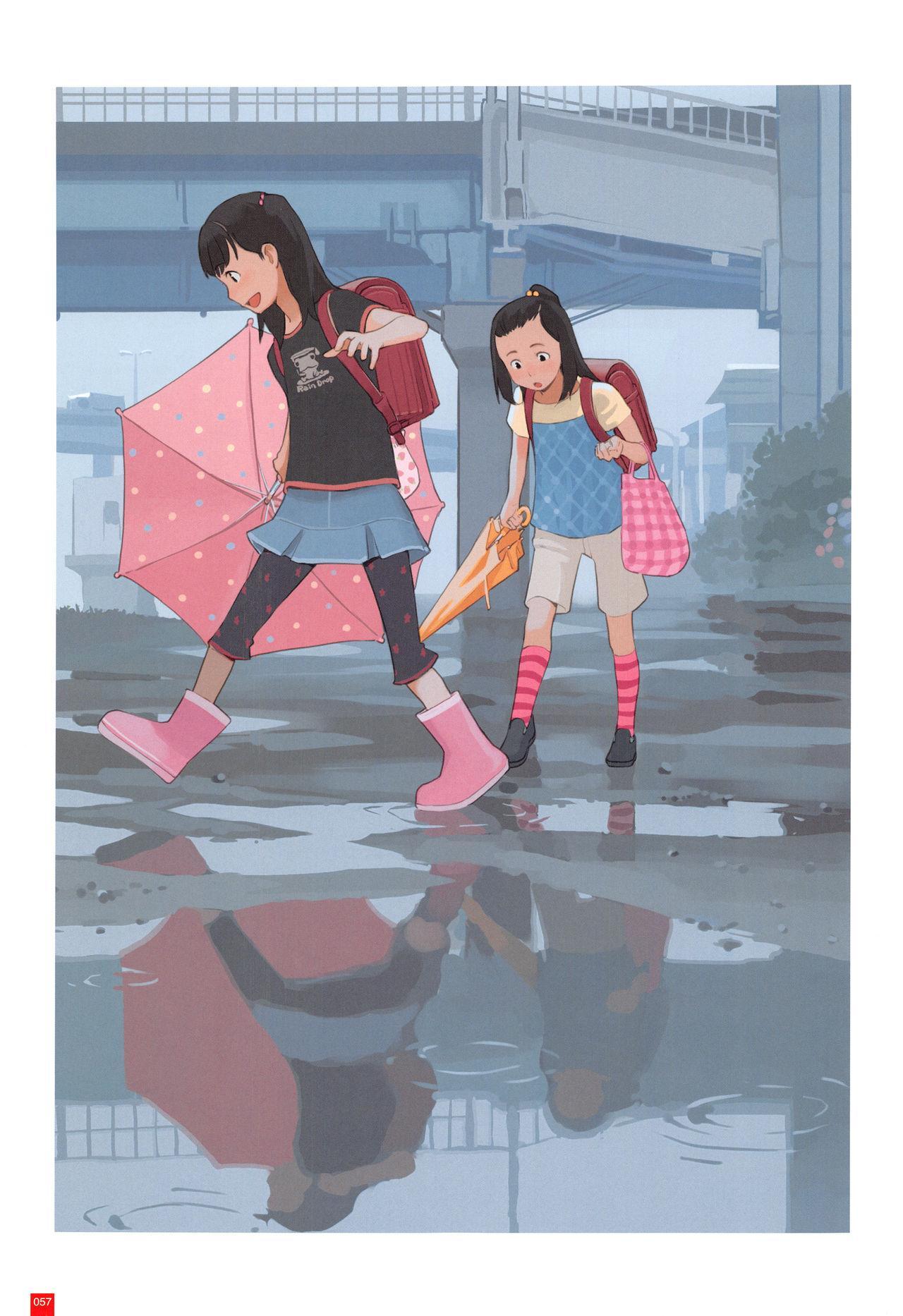 LO Artbook 2-A TAKAMICHI LOOP WORKS 59
