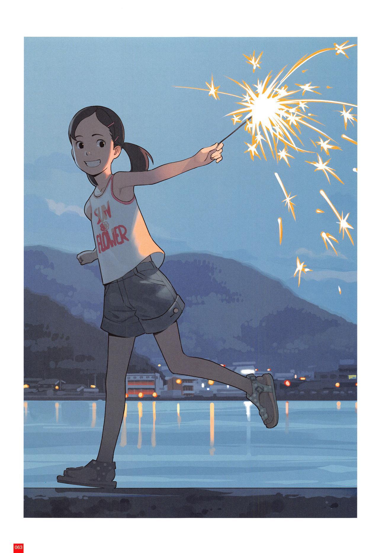 LO Artbook 2-A TAKAMICHI LOOP WORKS 65