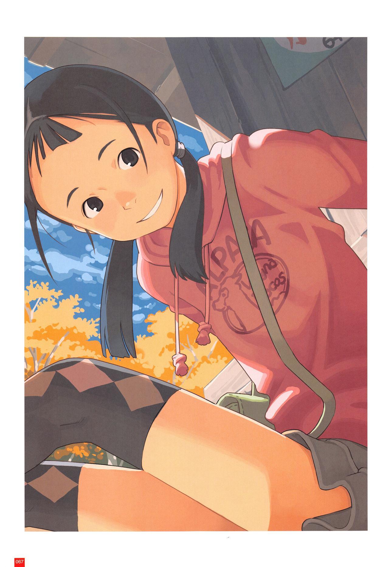LO Artbook 2-A TAKAMICHI LOOP WORKS 69
