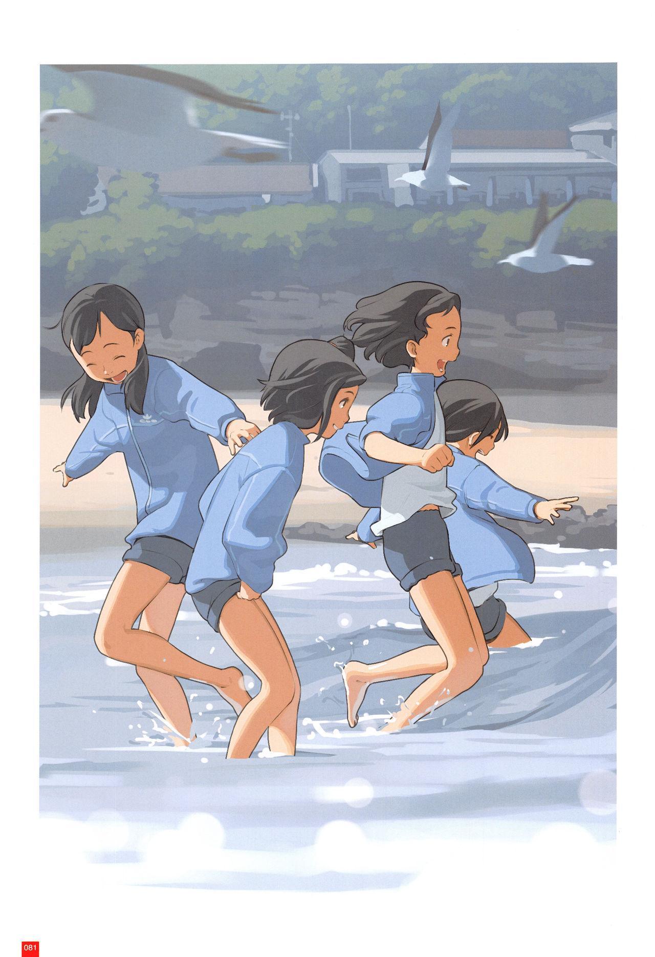 LO Artbook 2-A TAKAMICHI LOOP WORKS 83