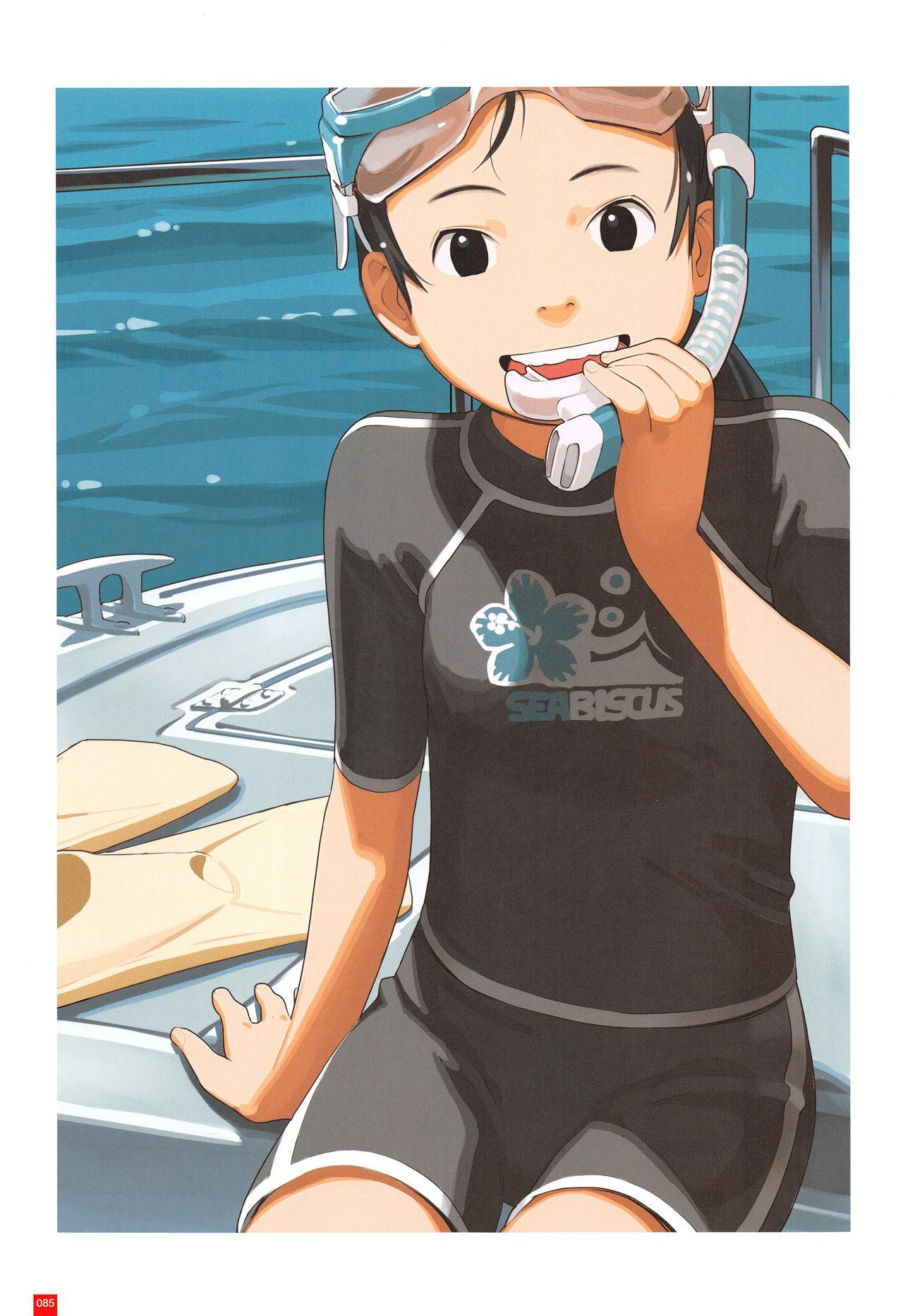 LO Artbook 2-A TAKAMICHI LOOP WORKS 87