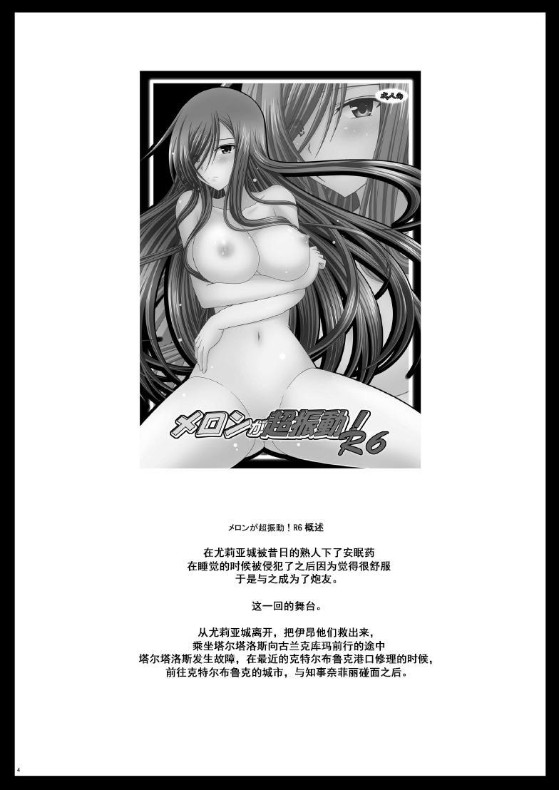Melon ga Chou Shindou! R7 2