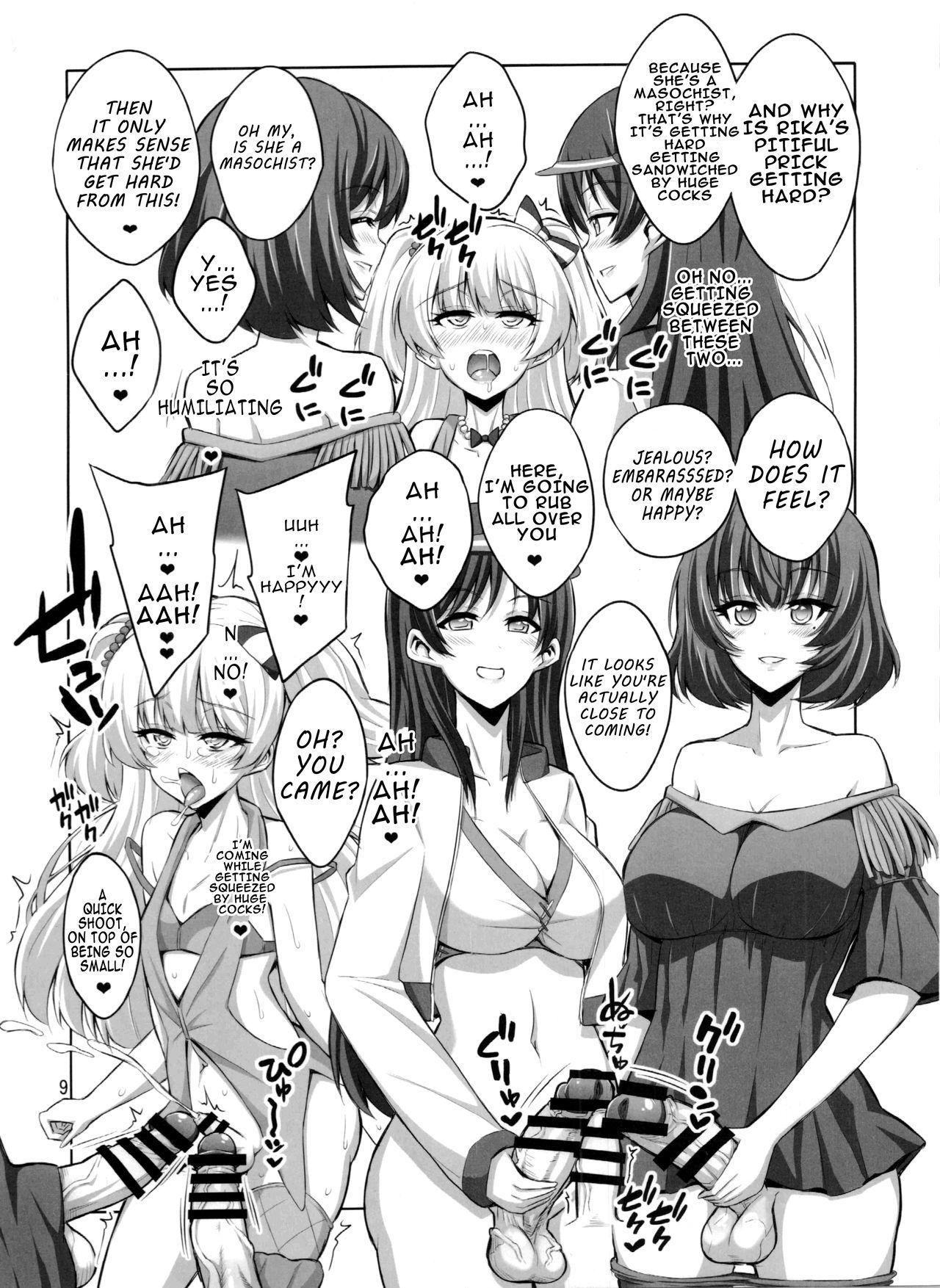 Futanari Onee-san x Otokonoko Cosplayer AV Satsuei Hen Kanzenban 7