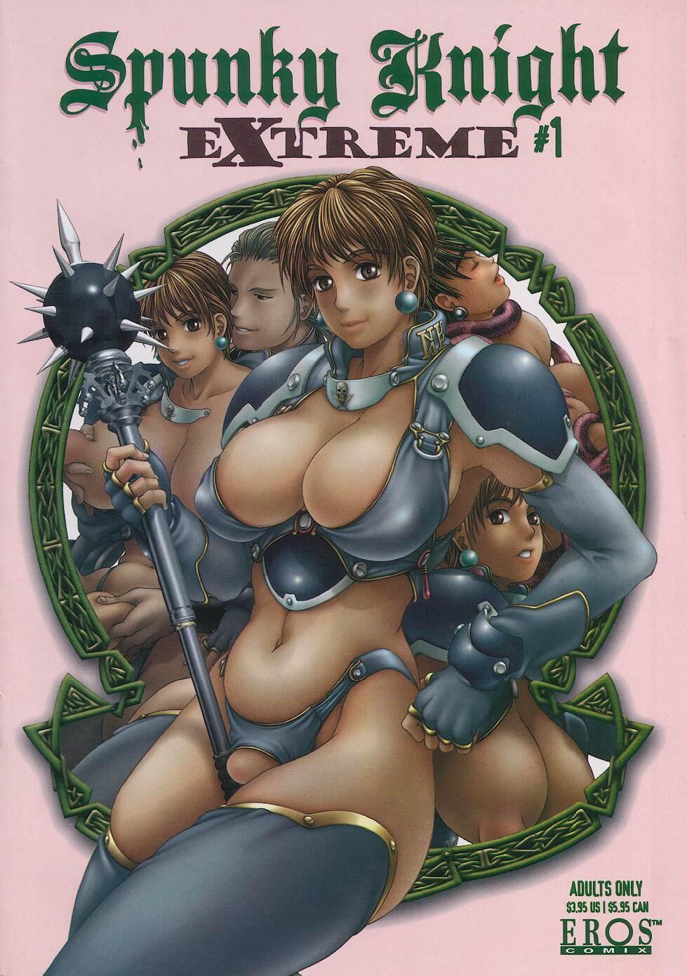 Spunky Knight Extreme vol.1 0