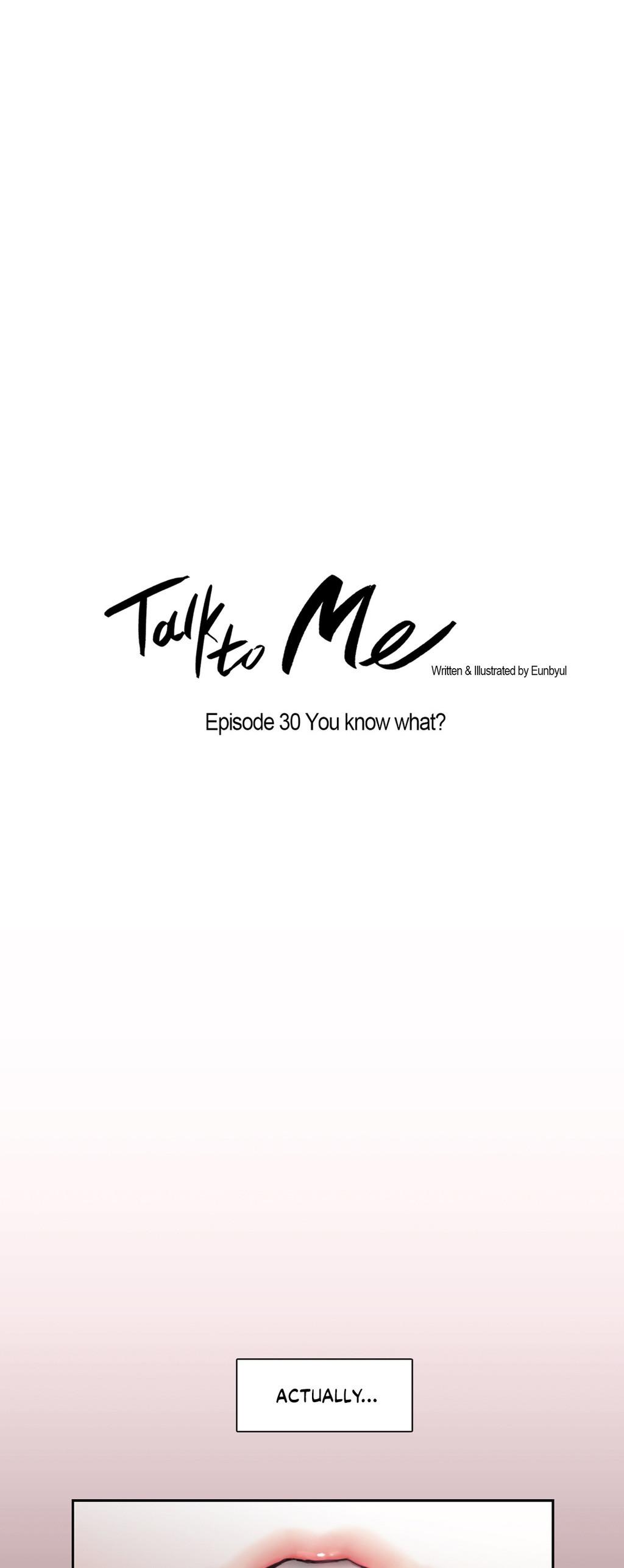 Talk To Me Ch.1-38 438