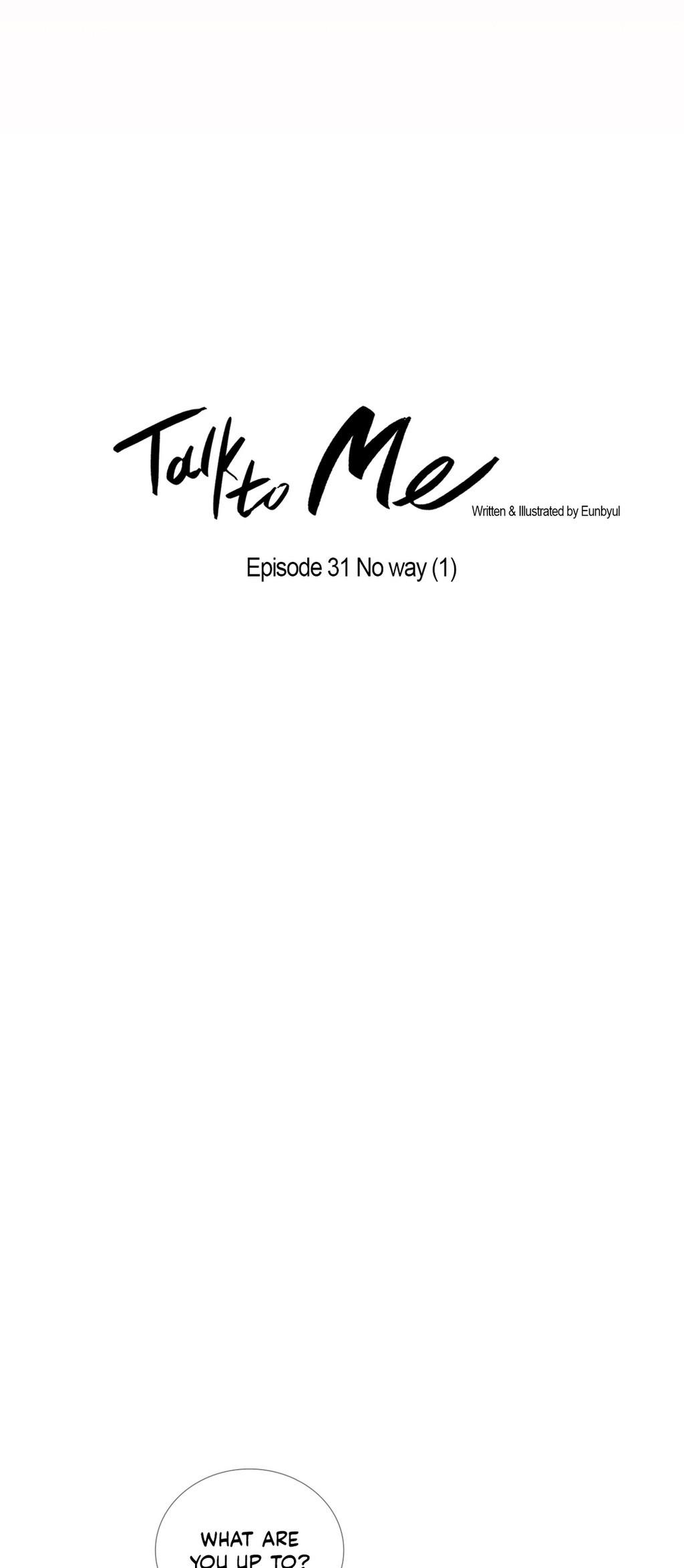 Talk To Me Ch.1-38 465
