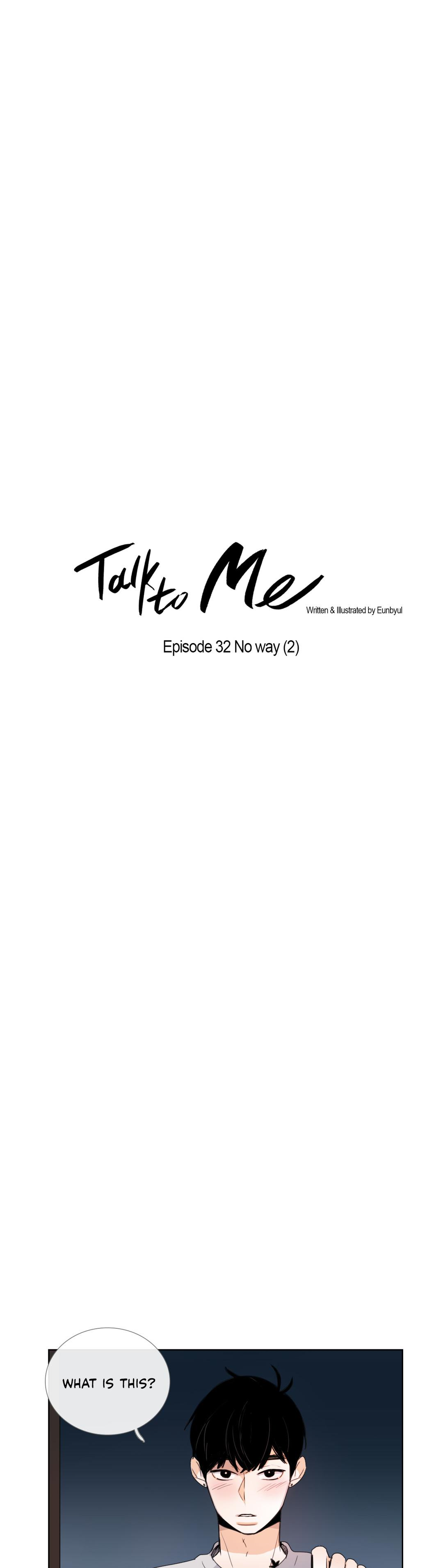 Talk To Me Ch.1-38 492