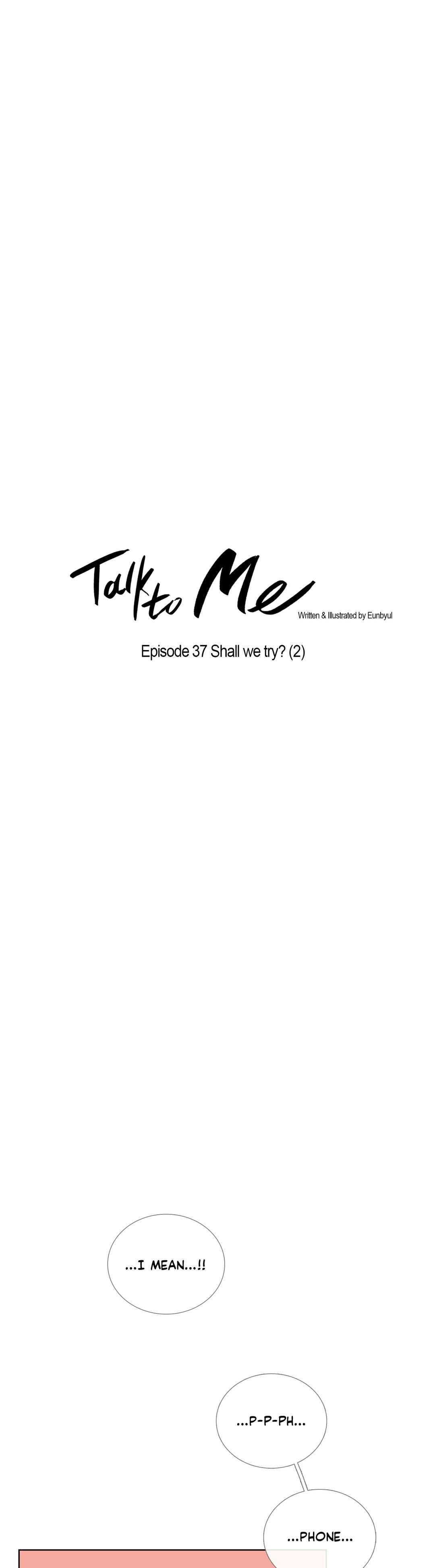 Talk To Me Ch.1-38 587