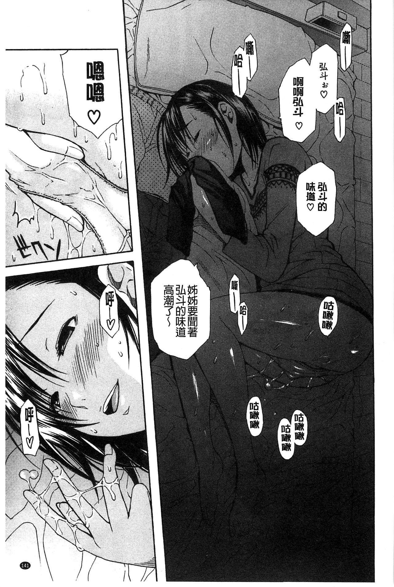 Midare Hajimeta Karada | 開始變得放蕩的淫肉體 145