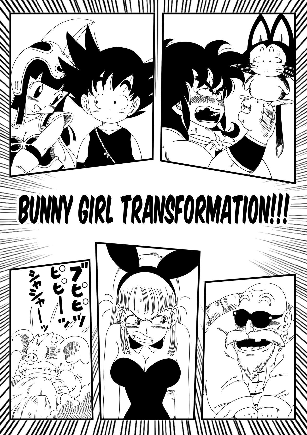 Bunny Girl Transformation 2