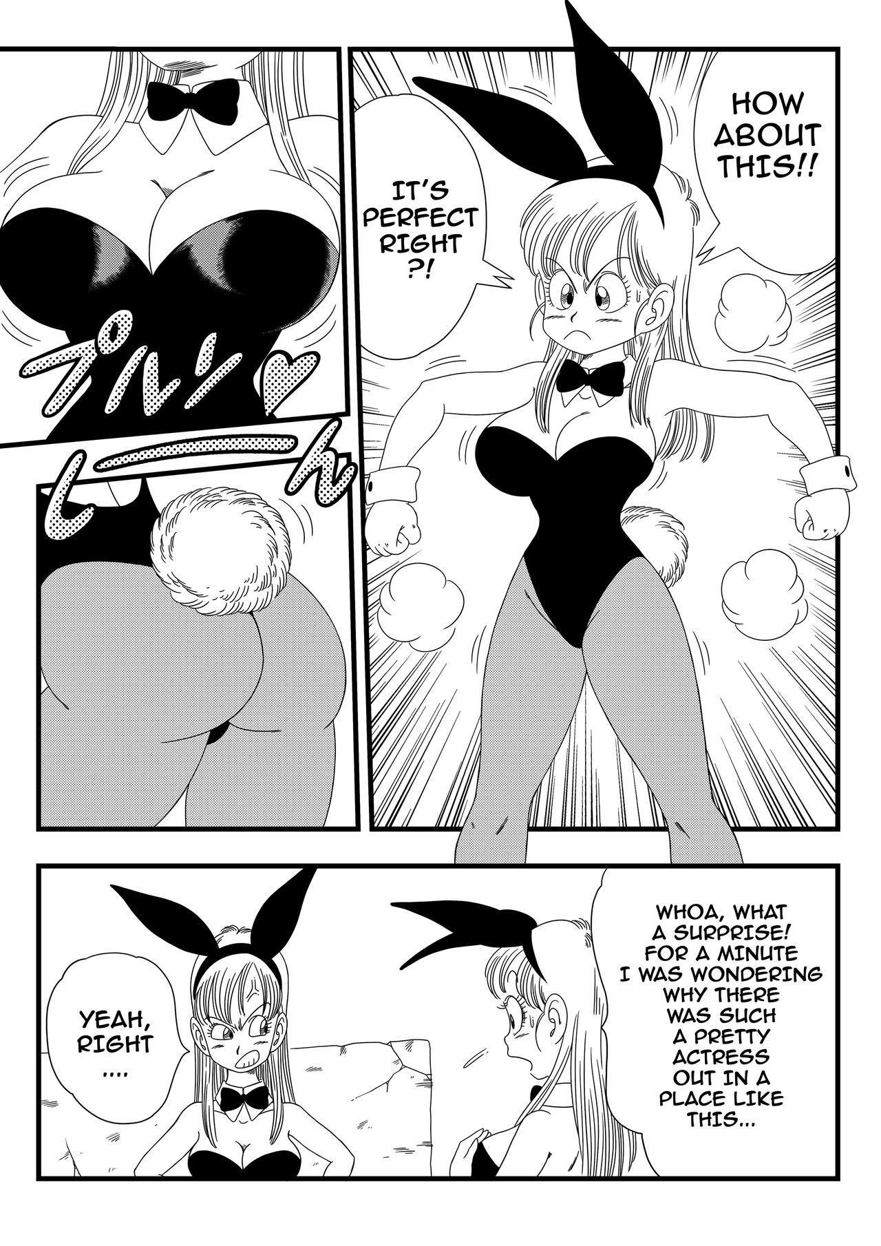 Bunny Girl Transformation 4