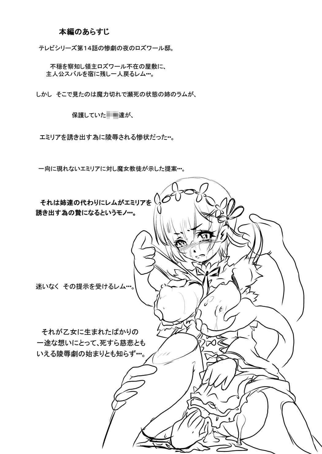 Rem: Rem no Ero Manga 5