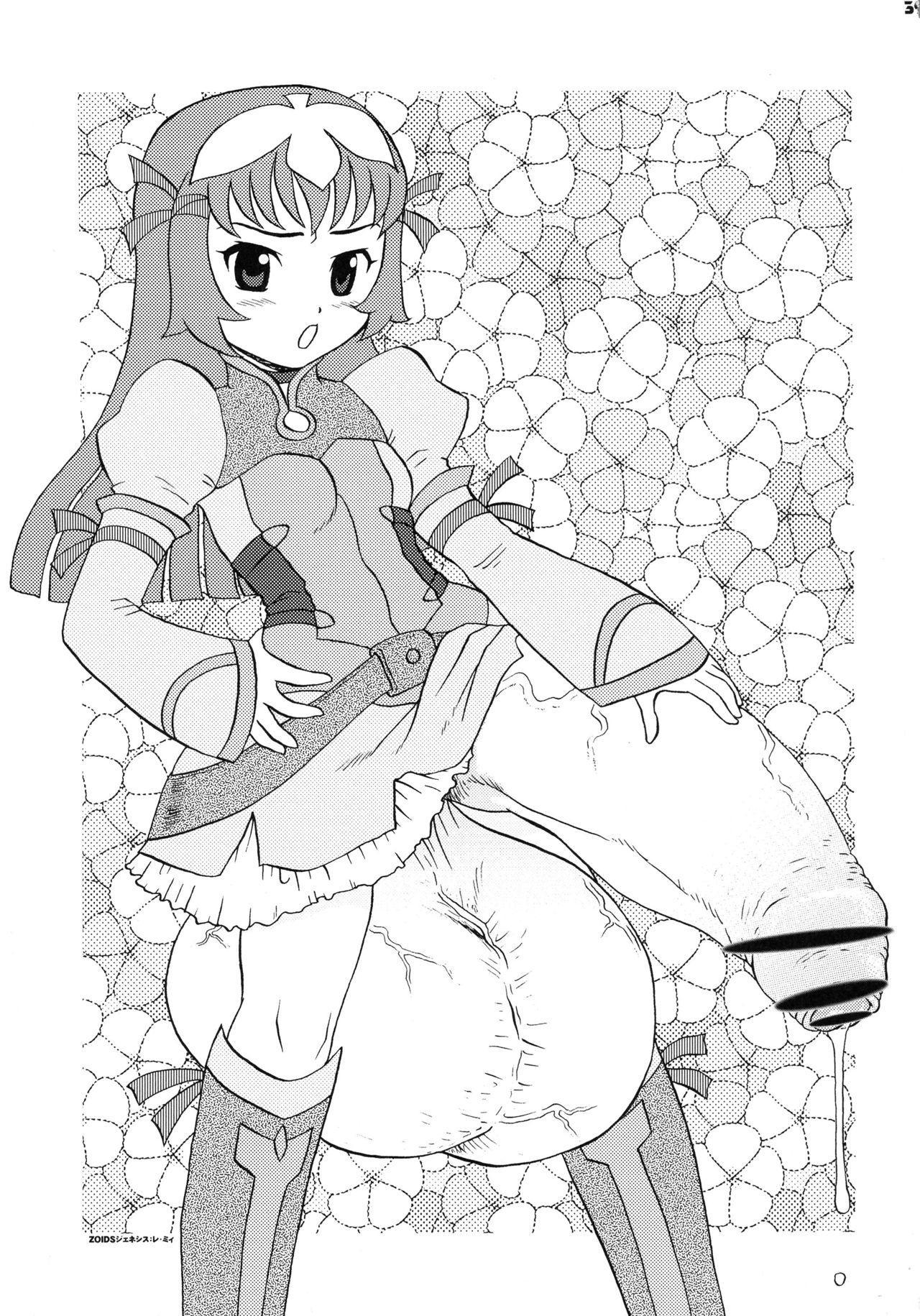 Shin Hanzyuuryoku XI 38