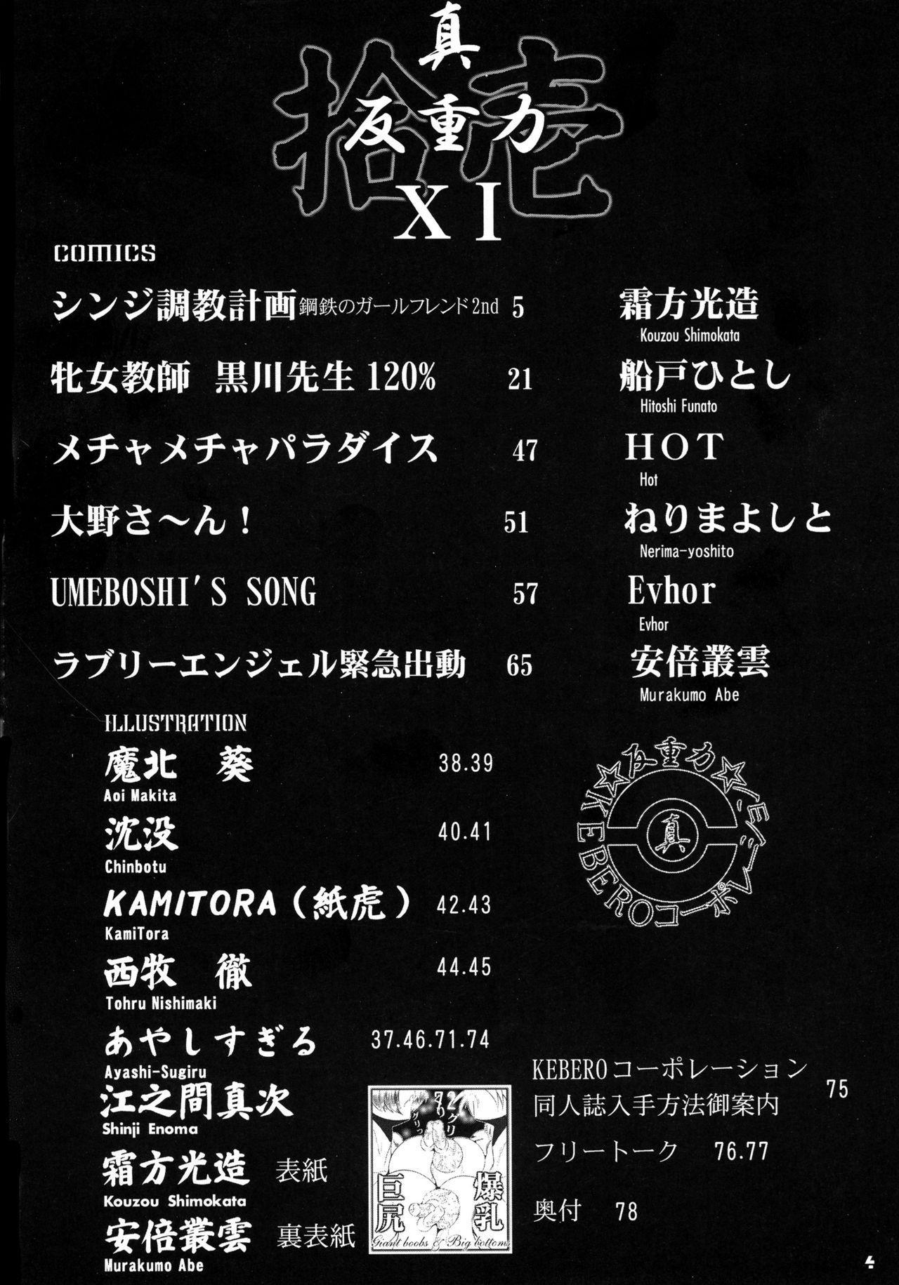 Shin Hanzyuuryoku XI 3