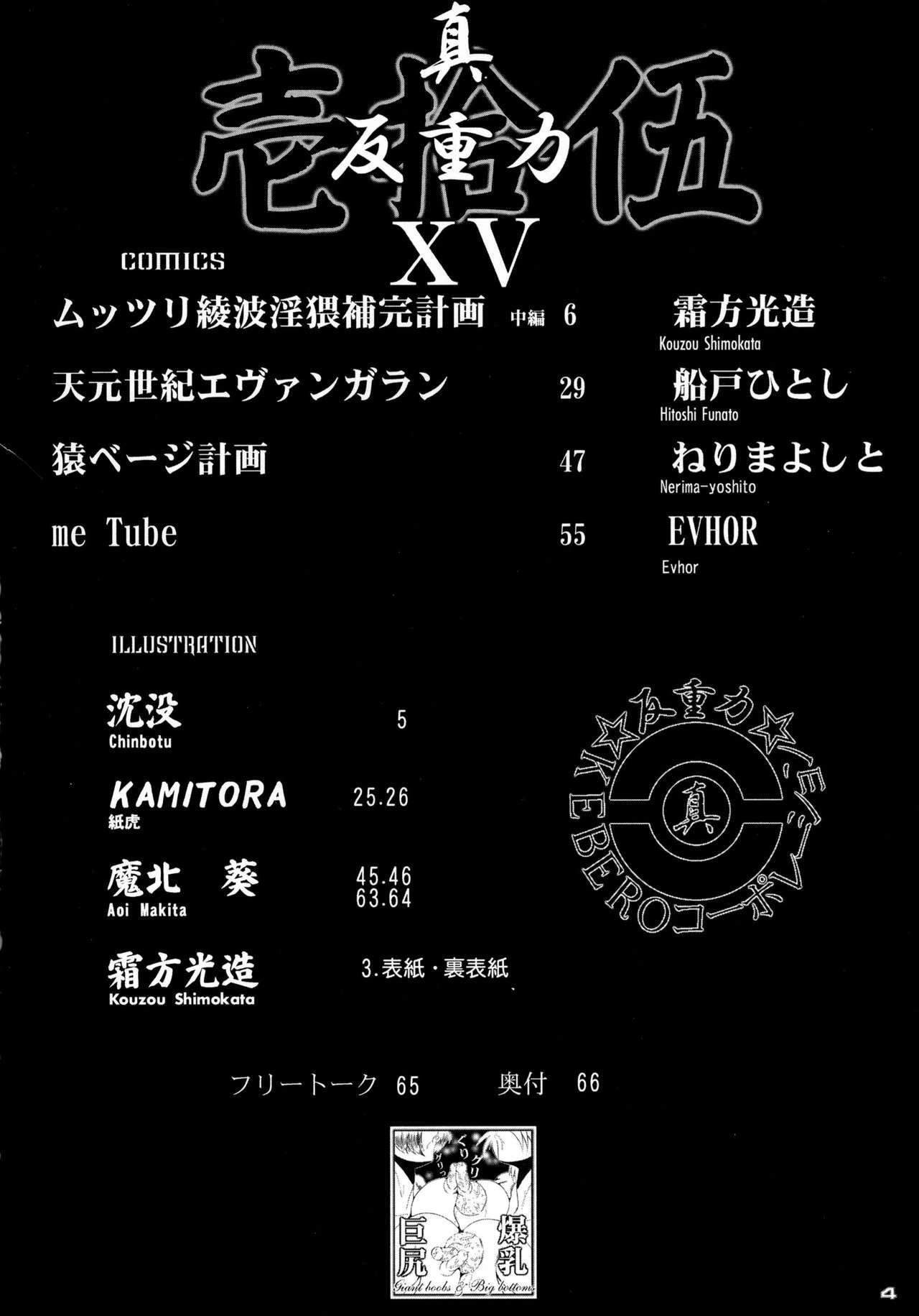 Shin Hanzyuuryoku XV 3