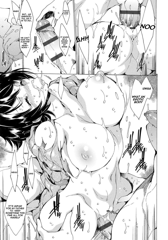Watashi Tobu made Okasarechau... | I'll Be Raped Until I More Than Orgasm Ch. 1-4 52