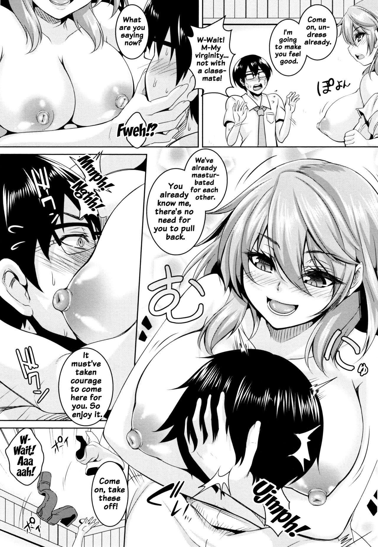 [Kazuhiro] Namaiki Haramasex Ch 1-3, 7-8 [English] {doujins.com} 80