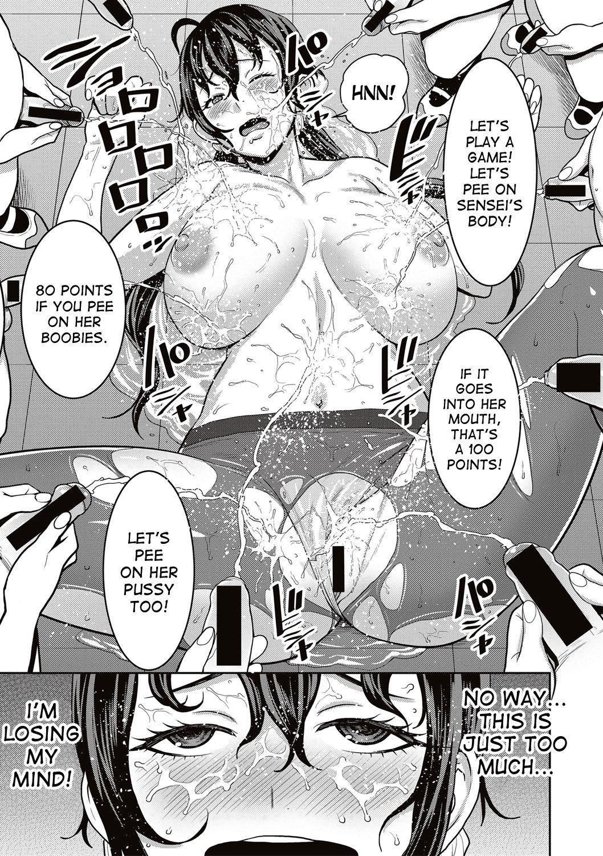 [Agata] Yarisugi Seikyouiku! ~Hentai Onna Kyoushi Kikiippatsu~ | Sex Education That Went Too Far (COMIC Shingeki 2017-05) [English] [desudesu] [Digital] 28