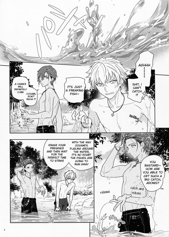 Kiyoka Hitomaku | Summer Fling 3