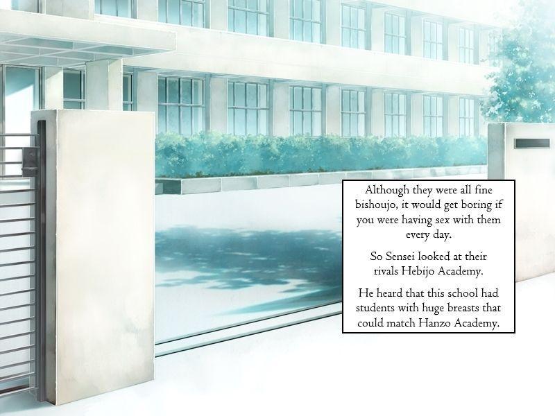 [Sakura no Hanabira (Kurumi Riko)] Sensei ga Bakunyuu Joshikousei-tachi to Love Love Rankou Dekitawake   Why sensei was able to have a consensual orgy with huge-breasted female students (Senran Kagura) [English] [Trinity Translations Team] [Digital] 29